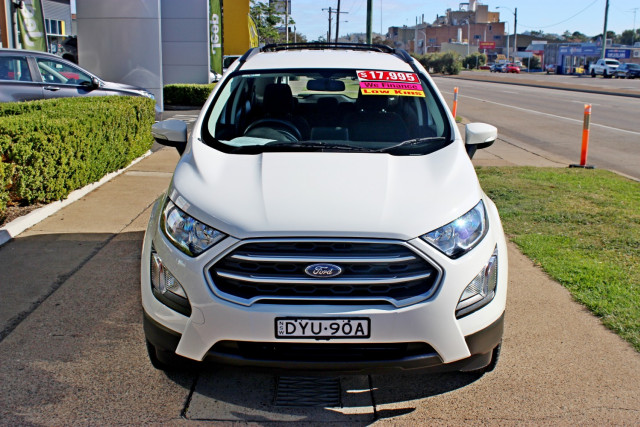 2018 MY18.75 Ford EcoSport BL  Trend Suv Image 3