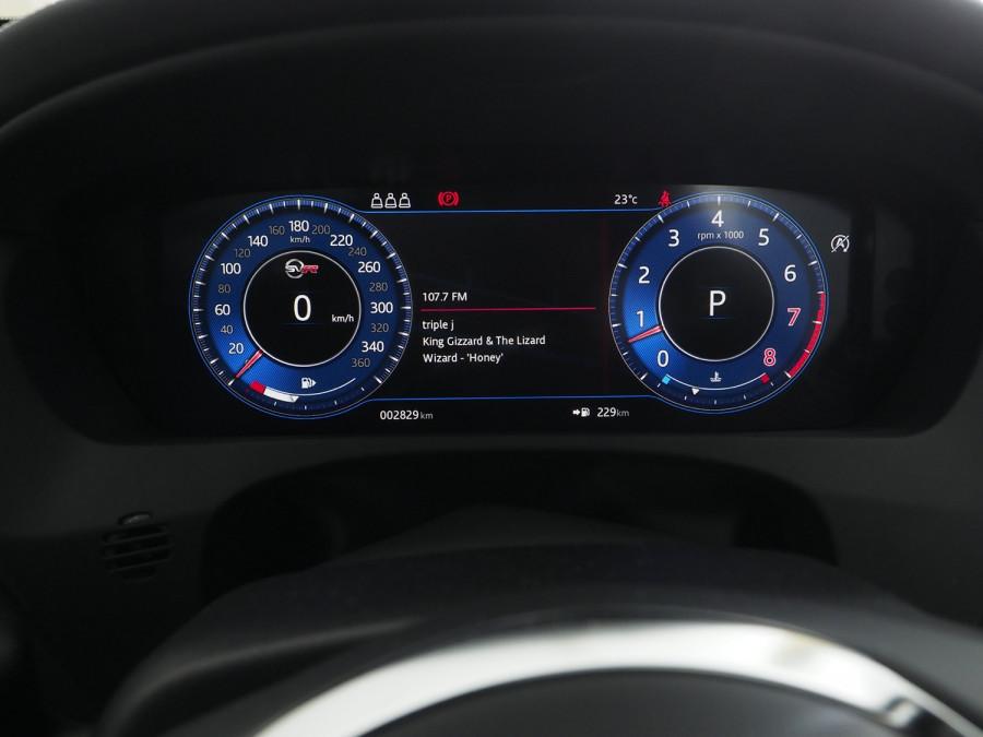 2020 Jaguar F-pace Suv Image 13