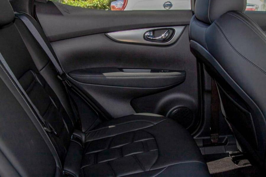 2018 Nissan QASHQAI J11 Series 2 Ti Suv Image 7