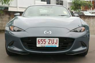 2020 MY19 Mazda MX-5 ND RF GT Convertible