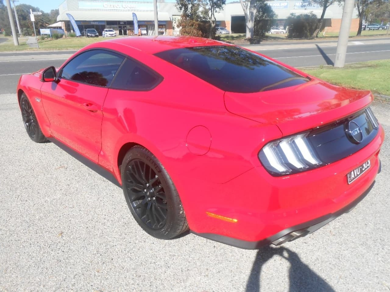 2018 MY17 Ford Mustang FM GT Fastback Coupe