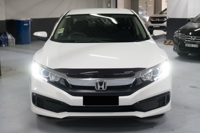 2020 Honda Civic Sedan 10th Gen VTi Sedan Image 4