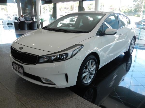 2016 MY17 Kia Cerato YD MY17 S Premium Sedan