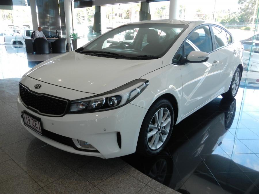 2016 MY17 Kia Cerato YD MY17 S Premium Sedan Image 7