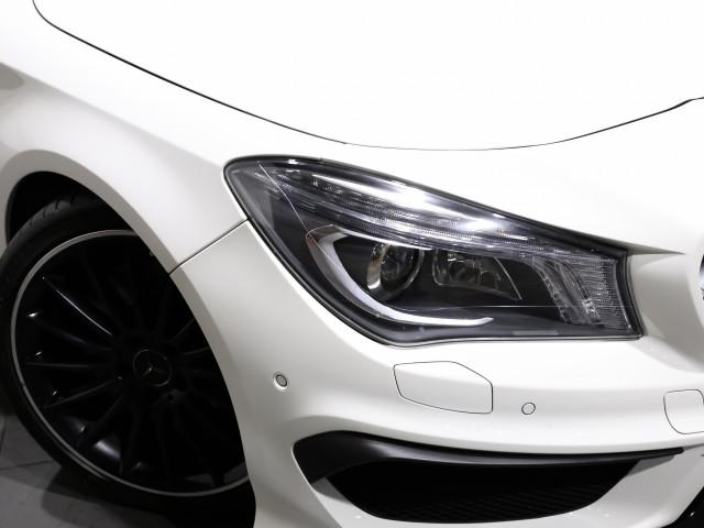 2016 Mercedes-Benz Cla Mercedes-Amg Cla 45 4matic Shooting Brake Auto 45 4matic Shooting Brake Wagon