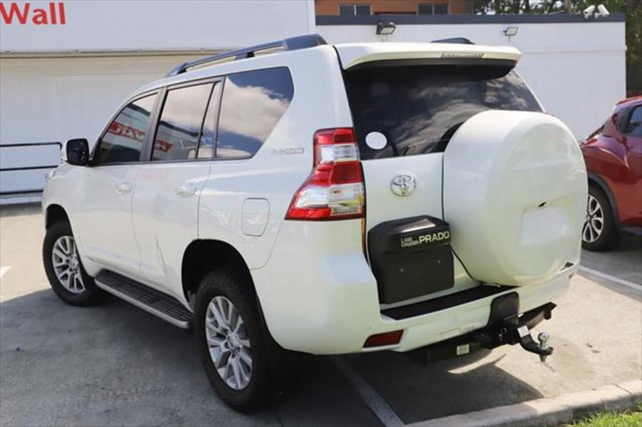2015 Toyota Landcruiser Prado GDJ150R VX Suv Image 2