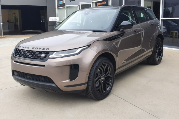 2019 MY20.25 Land Rover Evoque Wagon Image 3