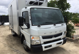 Fuso Canter Fridge Truck 515 Wide Cab WIDE CAB