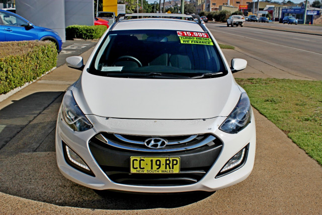 2014 Hyundai I30 Active Wagon Image 3