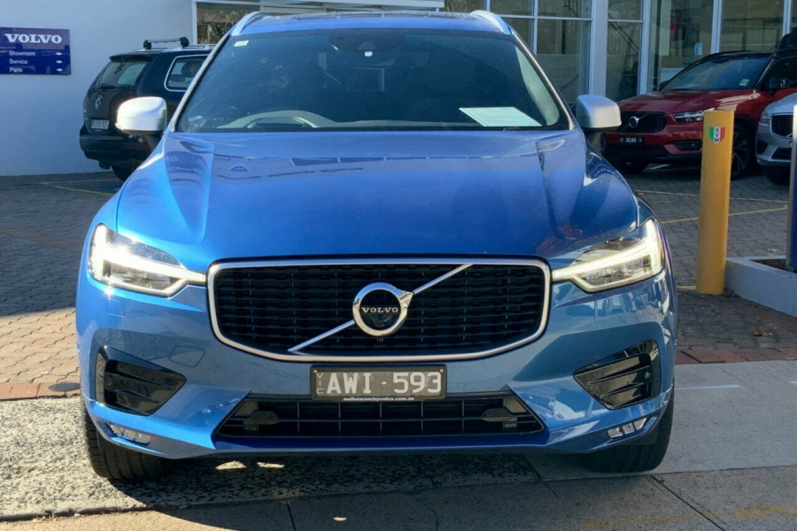 2018 MY19 Volvo XC60 UZ D5 R-Design Suv Mobile Image 2