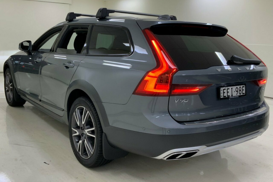 2019 MY20 Volvo V90 236 MY20 D5 Cross Country Inscription Wagon Mobile Image 6