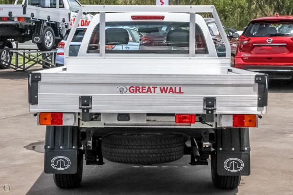 2021 MY20 Great Wall Steed K2 Single Cab 4x4 Cab chassis Image 3
