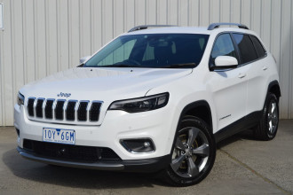 Jeep Cherokee Limited KL MY19
