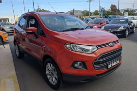2014 Ford EcoSport BK TITANIUM Suv Image 3