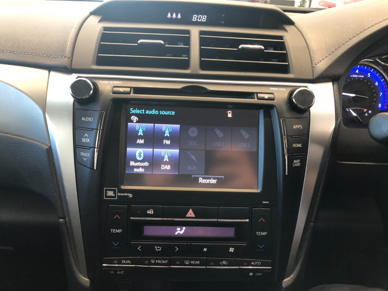 2017 Toyota Aurion GSV50R AT-X Sedan Image 8