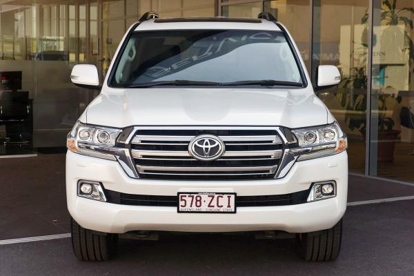 2015 Toyota Landcruiser VDJ200R VX Suv Image 2