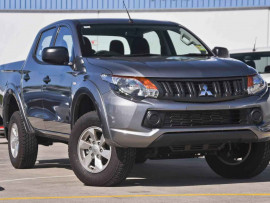 Mitsubishi Triton GLX Plus Double Cab Pick Up 4WD MQ