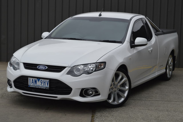 2014 Ford Falcon Ute XR6 Turbo 16 of 21