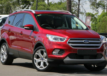 Ford Escape Titanium AWD ZG 2018.00MY