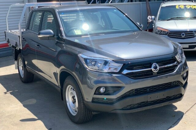 2018 SsangYong Musso EX