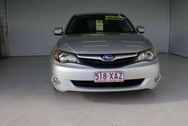 2010 Subaru Impreza G3 MY10 RX Sedan Image 3