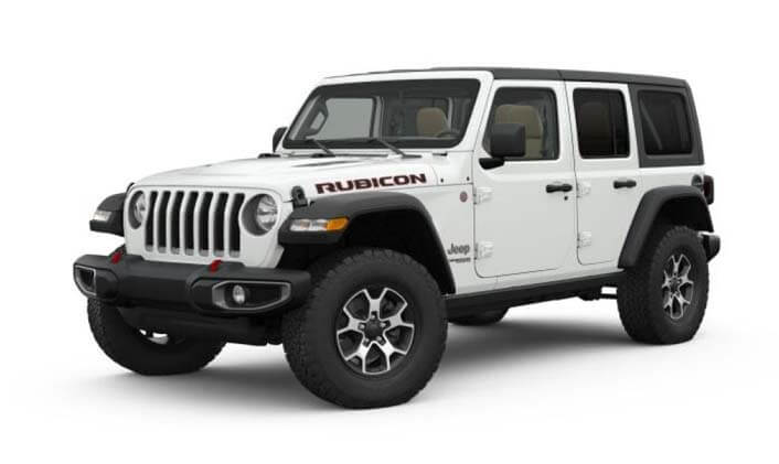 2019 Jeep Wrangler JL Rubicon Unlimited Suv