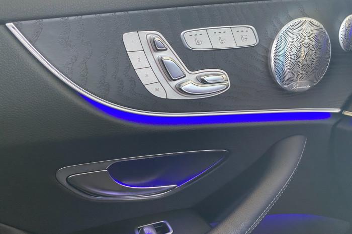 2020 Mercedes-Benz E Class Convertible Image 36