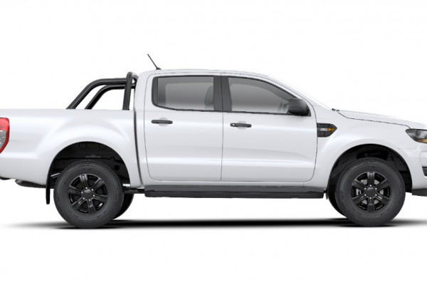 2019 MY19.75 Ford Ranger PX MkIII 4x4 Sport Special Edition Double Cab Pick-up Utility Image 2