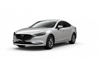 2021 Mazda 6 GL Series Sport Sedan Sedan Image 3