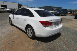 2009 Holden Cruze JG CD Sedan Image 5