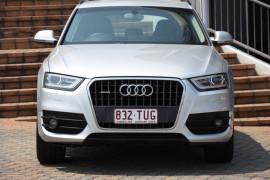 2013 Audi Q3 8U MY13 TDI Suv Image 2
