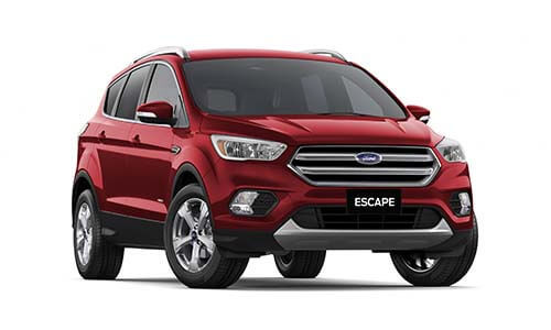 2018 MY18.75 Ford Escape ZG Trend AWD Suv