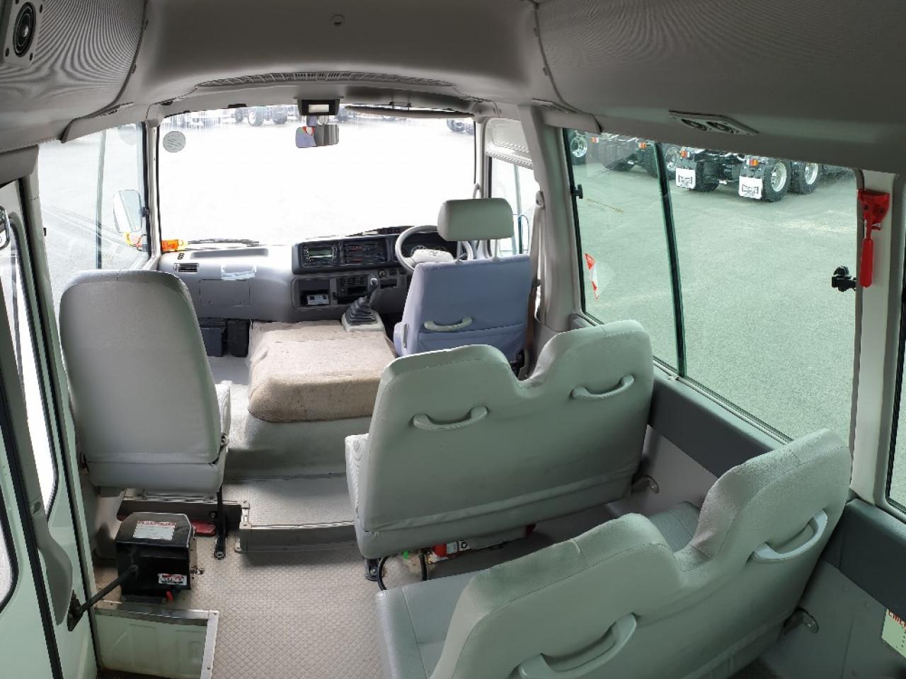 2011 Toyota Coaster Standard 21 Seats Bus