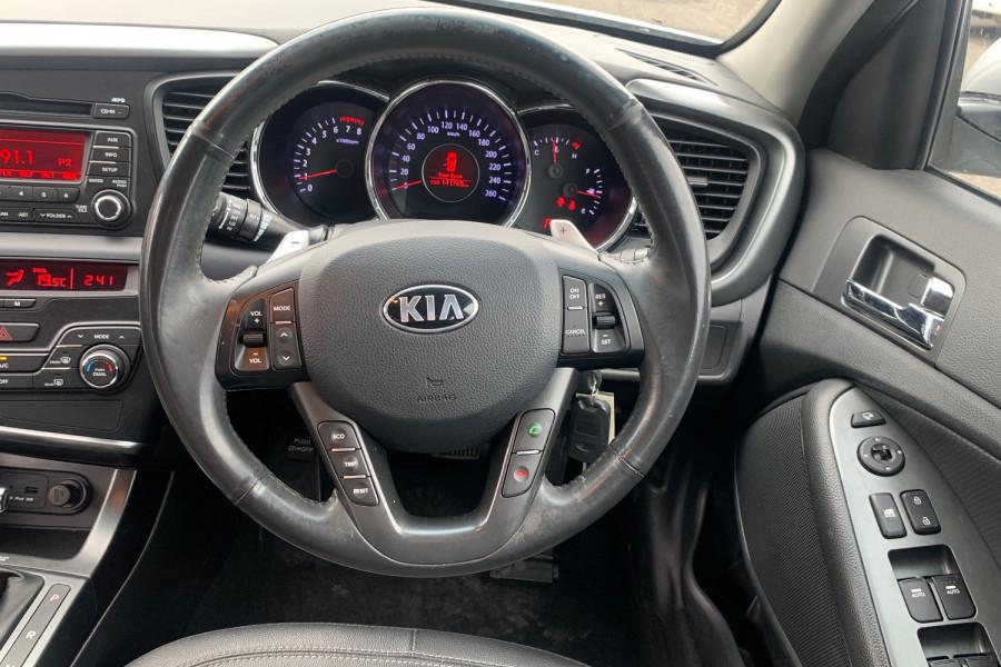 2013 Kia Optima TF Si Sedan