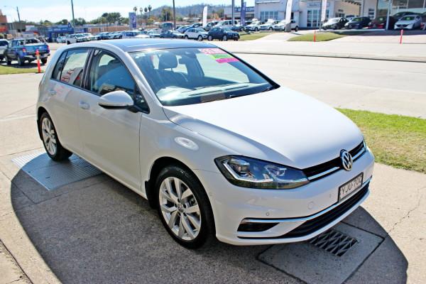 2019 MY19.5 Volkswagen Golf 7.5  110TSI 110TSI - Highline Hatchback Image 4