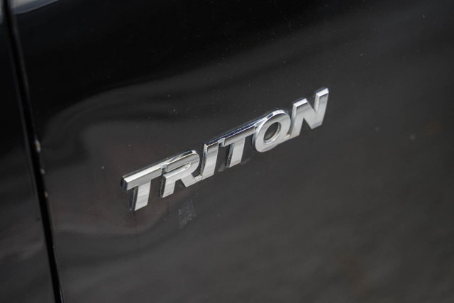 2011 Mitsubishi Triton MN MY11 GL Cab chassis Image 16