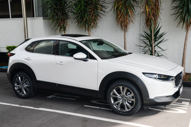 2019 MY20 Mazda CX-30 DM Series G25 Astina Wagon Image 5