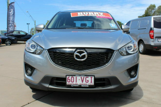 2014 Mazda CX-5 KE1071 MY14 Maxx SKYACTIV-Drive Sport Suv Image 3