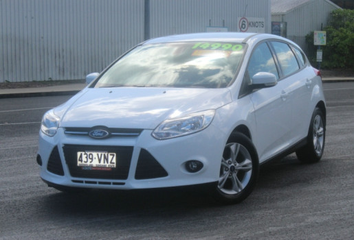 2014 Ford Focus LW MKII TREND PWRSHIFT Hatchback