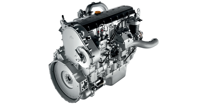X-Way Cursor Euro6 Engines