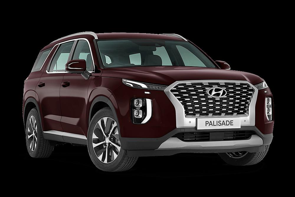 2020 MY21 Hyundai Palisade LX2.V1 Wagon