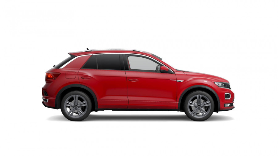 2021 Volkswagen T-Roc A1 140TSI Sport 4 motion wagon Image 6