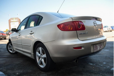 2005 Mazda 3 BK Series 1 Maxx Sedan Image 4