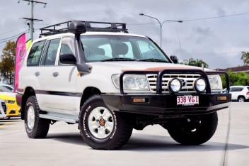 Toyota Landcruiser Std HZJ105R
