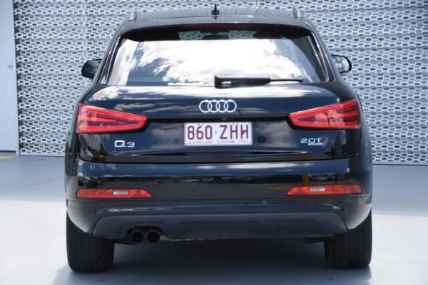 2013 Audi Q3 8U MY13 TFSI Suv Image 4