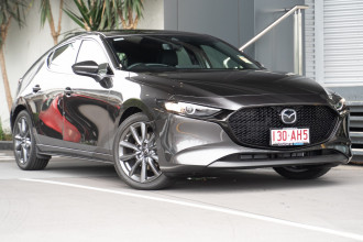 Mazda 3 G25 GT Hatch BP