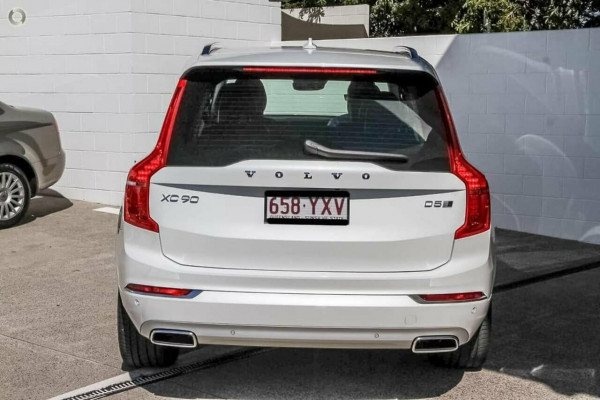 2019 Volvo XC90 L Series D5 Inscription Wagon Image 4