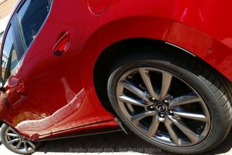 2020 Mazda 3 BP G25 Evolve Hatch Hatchback Image 5