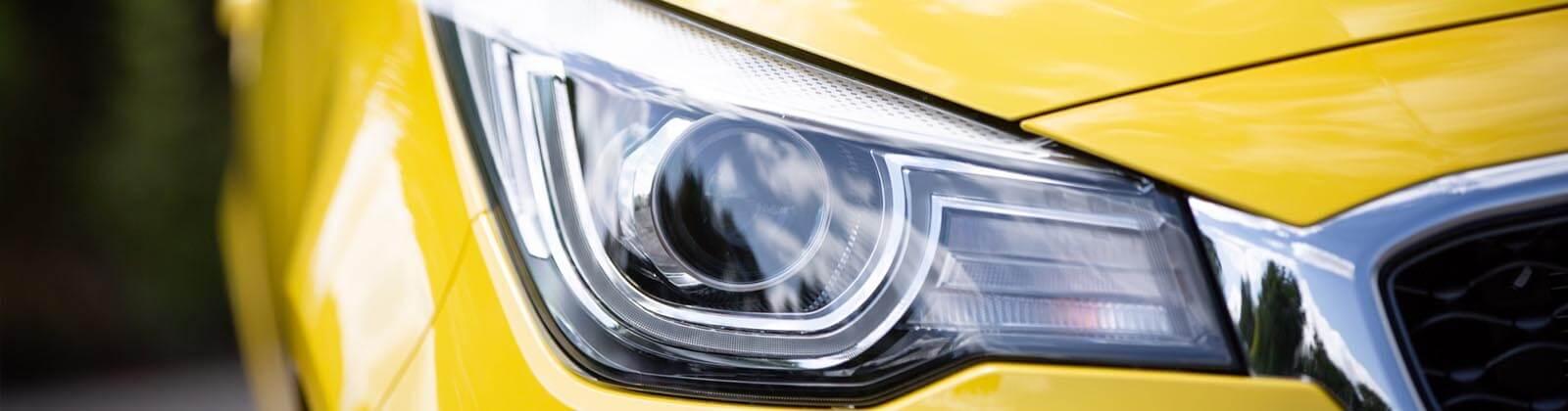 MG3 Headlight