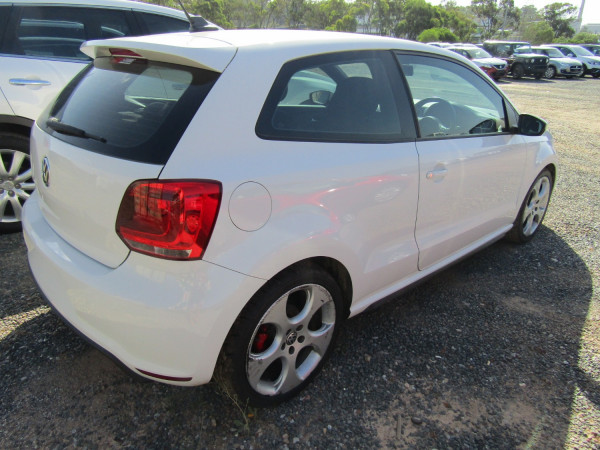 2011 MY12 Volkswagen Polo 6R MY12 GTI Hatchback